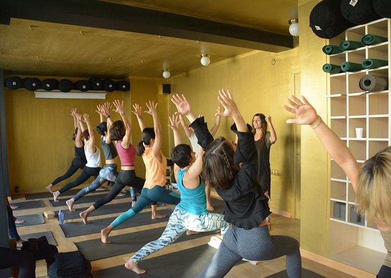 Temel Yoga Eğitimi Sayfası 1