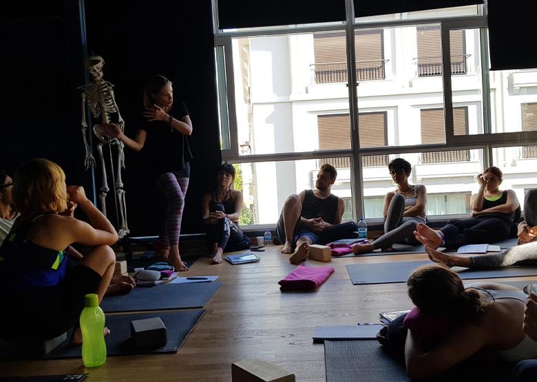Temel Yoga Eğitimi Sayfası 2